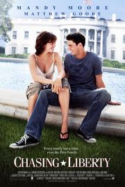 Chasing Liberty Poster