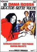 The Red Queen Kills 7 Times (La Dama rossa uccide sette volte) (Blood Feast) (Cry of a Prostitute)
