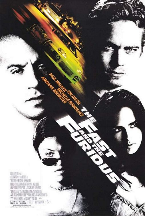 Poster del film Fast and Furious