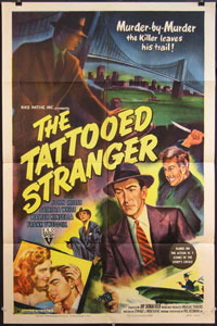 The Tattooed Stranger