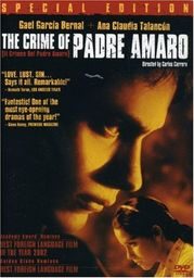 The Crime of Father Amaro Poster