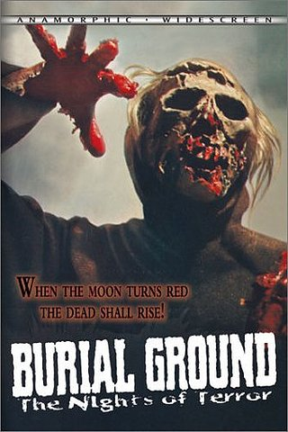 Le Notti del terrore (Burial Ground: The Nights of Terror) (The Zombie Dead)