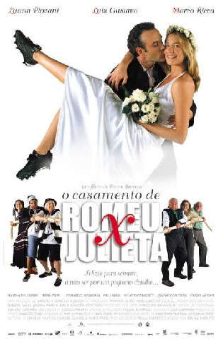 O Casamento de Romeu e Julieta (Romeo and Juliet Get Married)