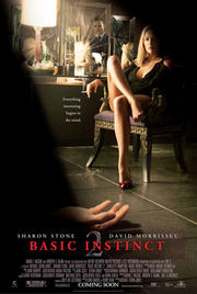 Basic Instinct 2 Poster