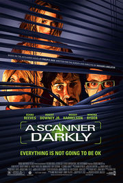 A Scanner Darkly Poster