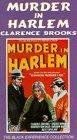 Murder in Harlem