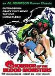 Horror of the Blood Monsters (Creatures of the Red Planet)