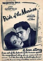 Pride of the Marines Poster