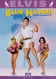 Blue Hawaii movie posters