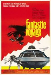 Fantastic Voyage Poster