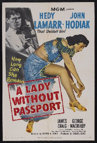 A Lady Without Passport