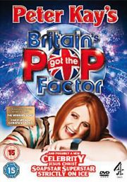 Britain's Got the Pop Factor ...and Possibly a New Celebrity Jesus Christ Soapstar Superstar