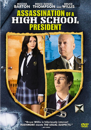 Assassination of a High School President Cover