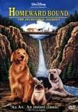 Homeward Bound - The Incredible Journey poster & wallpaper
