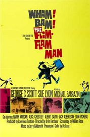The Flim-Flam Man (One Born Every Minute)