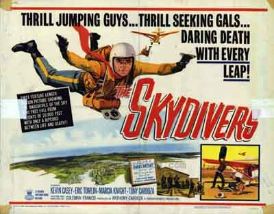 The Skydivers (Fiend from Half Moon Bay)(Panic at Half Moon Bay)