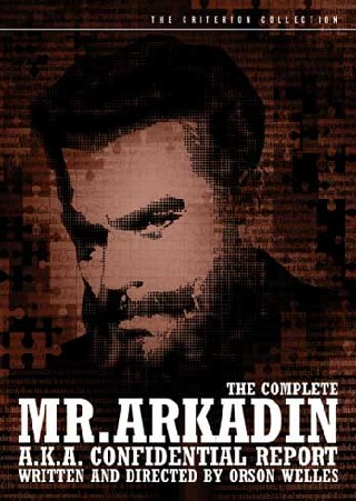 Mr. Arkadin (Confidential Report)