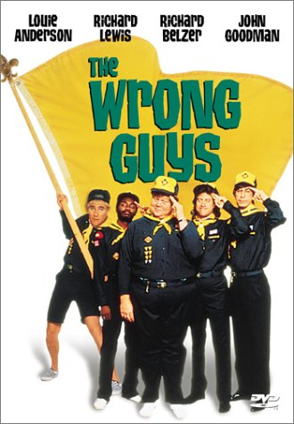 The Wrong Guys