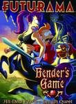 Futurama: Bender&#039;s Game Poster