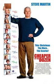 Watch Cheaper by the Dozen (2003) Online Megashare Trailler