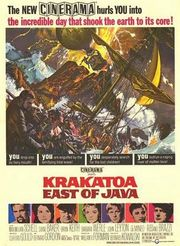 Krakatoa: East of Java Poster