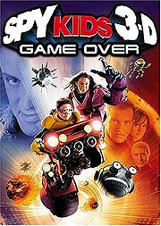 Watch Spy Kids 3-D - Game Over (2003) Online Megashare Website