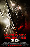 My Bloody Valentine 3-D poster & wallpaper