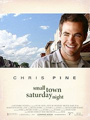 Small Town Saturday Night Poster