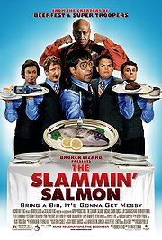The Slammin' Salmon Poster