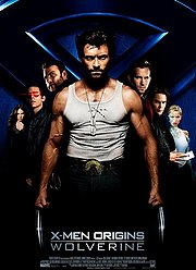 X-Men Origins - Wolverine poster