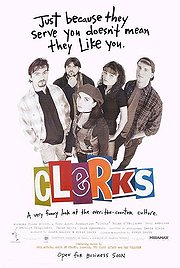Clerks. Poster