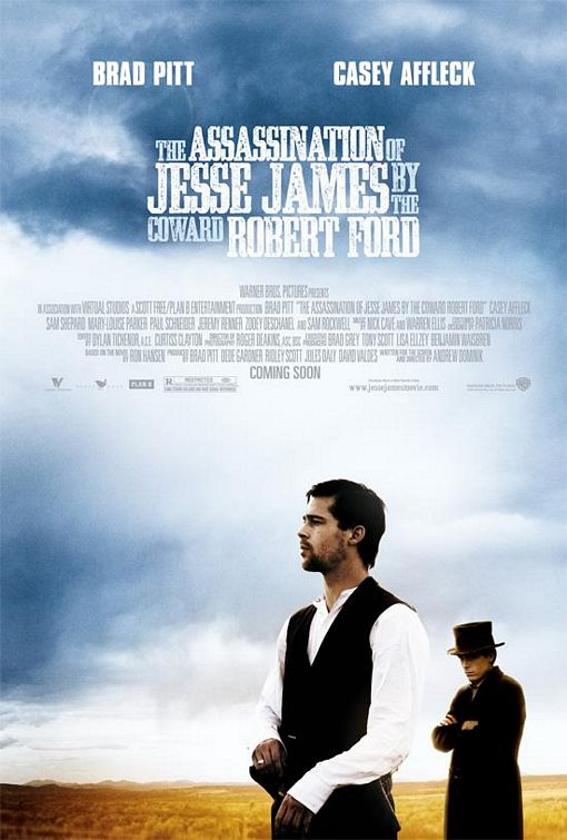 The Assassination of Jesse James by the Coward Robert Ford Cover