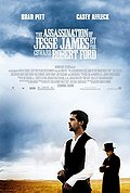The Assassination of Jesse James by the Coward Robert Ford poster & wallpaper