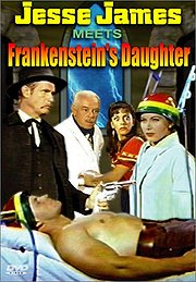 Jesse James Meets Frankenstein's Daughter