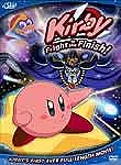 Kirby: Fright to the Finish - Movie