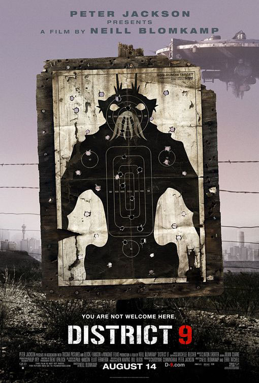 Poster del film District 9