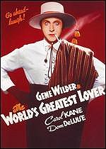 The World&#039;s Greatest Lover Poster