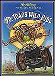 The Wind in the Willows (Mr. Toad's Wild Ride)