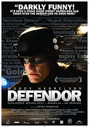 Defendor Poster