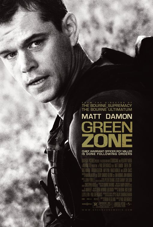 Poster del film Green Zone