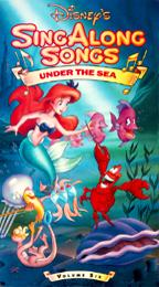 Disney's Sing Along Songs - The Little Mermaid: Under the Sea