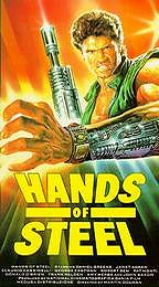Vendetta dal futuro (Hands of Steel) (Atomic Cyborg) (Arms of Steel) (Return of the Terminator)