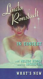 Linda Ronstadt With Nelson Riddle and His Orchestra in Concert