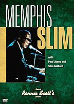 Memphis Slim - Live at Ronnie Scott's London