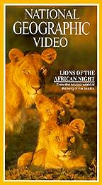 National Geographic Video - Lions of the African Night