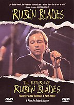 Return of Ruben Blades