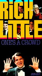 Rich Little - One's a Crowd