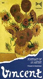 Portrait of an Artist - Vincent - A Dutchman