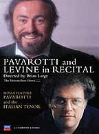 Pavarotti and Levine in Recital