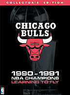 Learning to Fly - The World Champion Chicago Bulls Rise to Glory